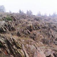 Скалистые склоны :: Виктор Мухин