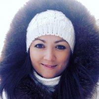 Чудным, зимним днём селфи :: Olga Kovalski