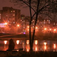 алея звезд по-киевски :: Магдалина Терещенко
