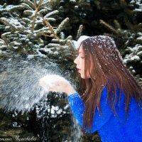 немного снега) :: Татьяна