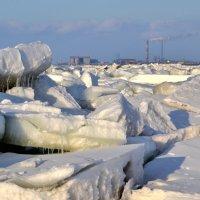 Белое, белое море!!! Немного апреля))) :: Елена Третьякова