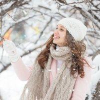Мороз и радость :: Виталий Любицкий