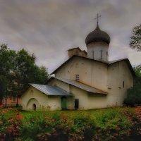 Псков. Церковь св.Николая. :: Александр Теленков