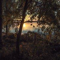 Тёплый октябрь. :: Юрий Клишин