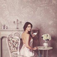 Мария. Утро невесты :: Анастасия Тищенко