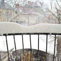 снежный апакалипсис :: Александр Корчемный