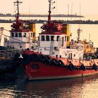 Два корабля :: kabanchik.nk