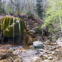 Водопад серебряные струи. :: Mihail Mihaylov