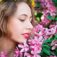 Весна :: Надежда Торопова