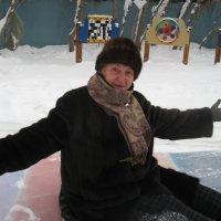 зимние  забавы :: натальябонд бондаренко