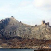 Генуэзская крепость :: Алиме Исмаилова