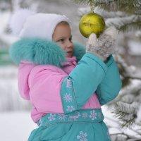 Зима :: Виктория Доманская