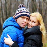 Влюбленные) :: Татьяна Киселева