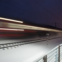 Железная дорога :: Оля Фролова