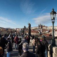 Карлов мост, Прага :: Michael & Lydia Militinsky