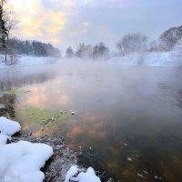 В тишине январского заката...3. :: Андрей Войцехов
