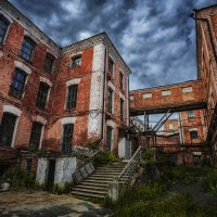 Старая фабрика :: Дмитрий Сдобин