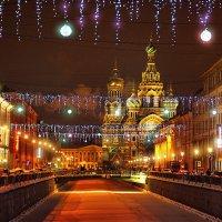 Новогодний Санкт-Петербург :: Тамара Рубанова