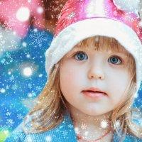 Голубоглазое счастье.. :: Анастасия Колмакова