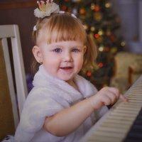 Пианистка.. :: Юлия Романенко