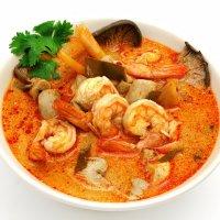 Тайский суп том-ям. :: Анна Мандрикян