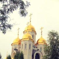 Храм :: Ольга Чирятникова