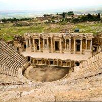 Амфитеатр в Хиераполисе, Турция :: Ольга