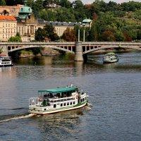 Вид с Карлова моста. :: Александр TS