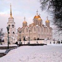 Успенский собор во Владимире :: Маргарита