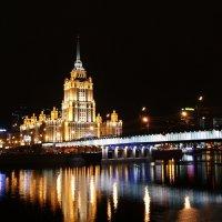 Огни Москвы :: Екатерина Асатурова