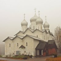 церковь Бориса и Глеба :: Эдик Кириллов
