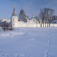 Монастырь :: Илья Шипилов
