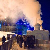 Праздник Крещения Господня в Барнауле :: Oleg Goman