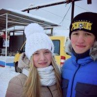 Лиза и Андрей :: Полина Борщик
