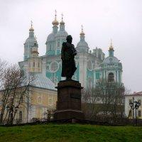 Святыни России :: Ольга Чистякова