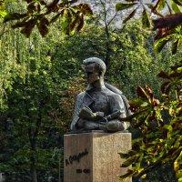 Памятник Николаю Островскому :: Владимир Бровко