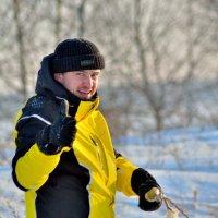 Мороз,солнце и хорошее настроение..)) :: Юрий Анипов