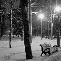 .. в городе моем - снег... :: Александр Герасенков