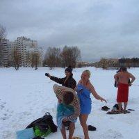 Настоящее Крещение! :: Андрей Лукьянов