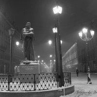Вечерний  Санкт-Петербург :: Людмила Волдыкова