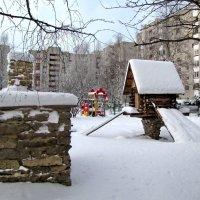 Зима в городе :: veera (veerra)
