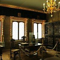 Комната (кабинет) царя Алексея Михайловича :: Елена Павлова (Смолова)