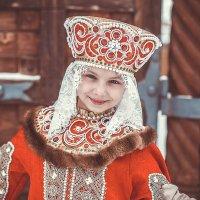 Русская краса :: Кристина Вилкова