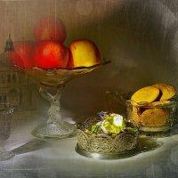 Старая посуда :: Наталия Лыкова