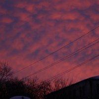 Вот тебе и утро! :: A. SMIRNOV