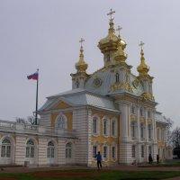 Петропавловская Церковь :: Виктор Мухин