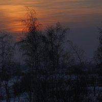 Закат. :: Вера Петрова