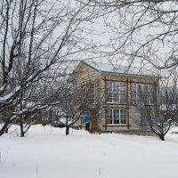 Зима в Хвалынске :: nika555nika Ирина