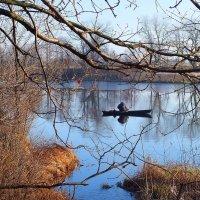 рыбалка в начале декабря :: Александр Прокудин