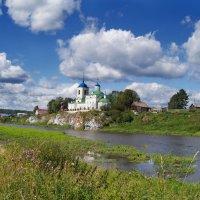 Лето на Чусовой :: Александр Смирнов
